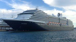 เรือสำราญ MS Westerdam ได้ที่จอดแล้ว หลังทางการกัมพูชา อนุญาตให้เทียบท่าได้