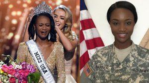 5 เรื่องที่รู้แล้วจะต้องว้าว! ของ ร้อยโท เดอชานา บาร์เบอร์ Miss USA คนล่าสุด