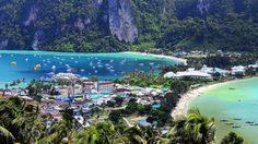 รวมภาพและข้อมูล เกาะที่สวยที่สุด น่าเที่ยวที่สุด ในประเทศไทย
