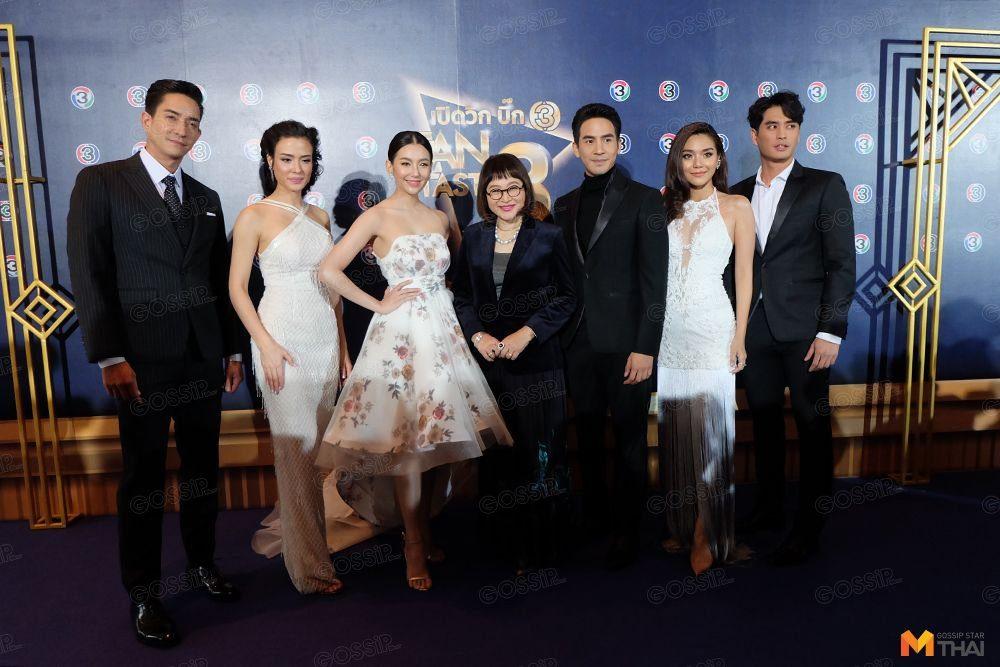 ทีมนักแสดงละคร บุพเพสันนิวาส