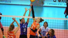 ผลวอลเลย์บอล : สาวไทย พ่าย เนเธอร์แลนด์ 1-3 เซต จบอันดับ 7 ศึกลูกยางมองเตรอซ์
