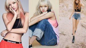 LISA ลลิซ สาวไทยคนแรกแห่งค่าย YG
