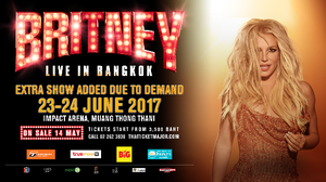 Britney Spears Live in Bangkok 2017