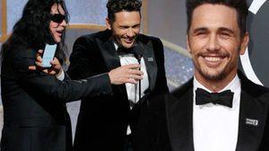 ฮากันไป! ทอมมี ไวโซ ปรี่ขึ้นเวที แสดงความยินดี เจมส์ ฟรังโก้ แต่ถูกกันไม่ให้พูดออกไมค์!!