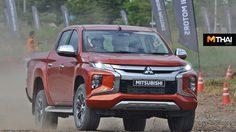 New Mitsubishi Triton พร้อมลุยทุกอุปสรรค รุ่นท็อป Double Cab 4WD 1.09 ล้านบาท