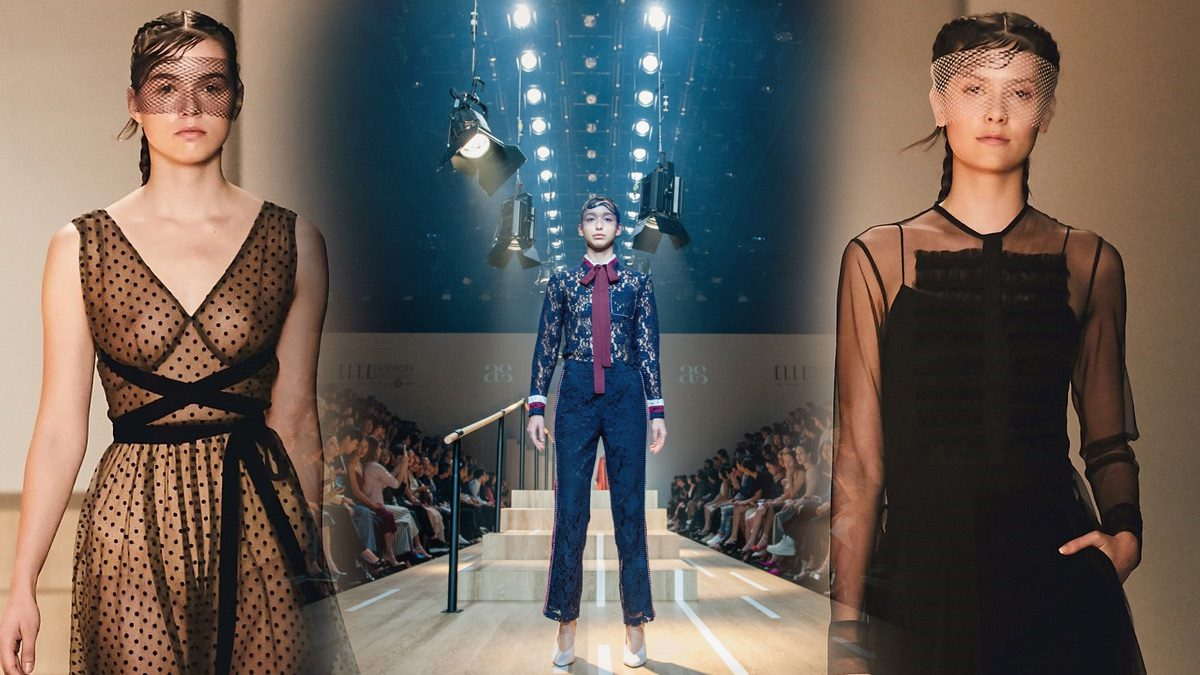 ASV ยกคลาสเรียนบัลเล่ต์ มาไว้บนลานแฟชั่น Elle Fashion Week 2017