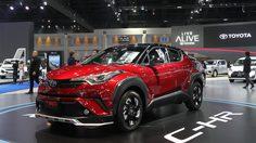 Toyota จัดแสดง 4 เทคโนโลยีใหม่ ในงาน บางกอก อินเตอร์เนชั่นแนล มอเตอร์โชว์ ครั้งที่ 39