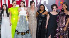 Ocean's 8 สาวซ่าทั้งแปด ปล่อยพลังสุดอลัง กับ ชุดเดินพรมแดง ในรอบปฐมทัศน์