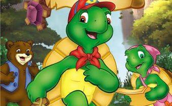 Franklin And The Turtle Lake Treasure เต่าน้อยแฟรงคลินกับภารกิจล่าขุมทรัพย์