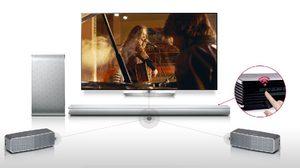LG Soundbar SH8, SH7 และ SH5 พลังเสียงสุดกระหึ่ม พร้อมดีไซน์อะลูมิเนียมสุดหรูหรา
