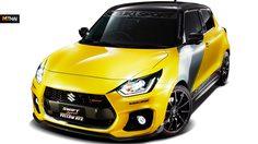 เตรียมเปิดตัว Suzuki Swift Sport Yellow Rev รุ่นพิเศษแต่งเต็ม