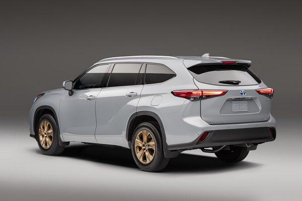 Toyota Highlander Bronze Edition