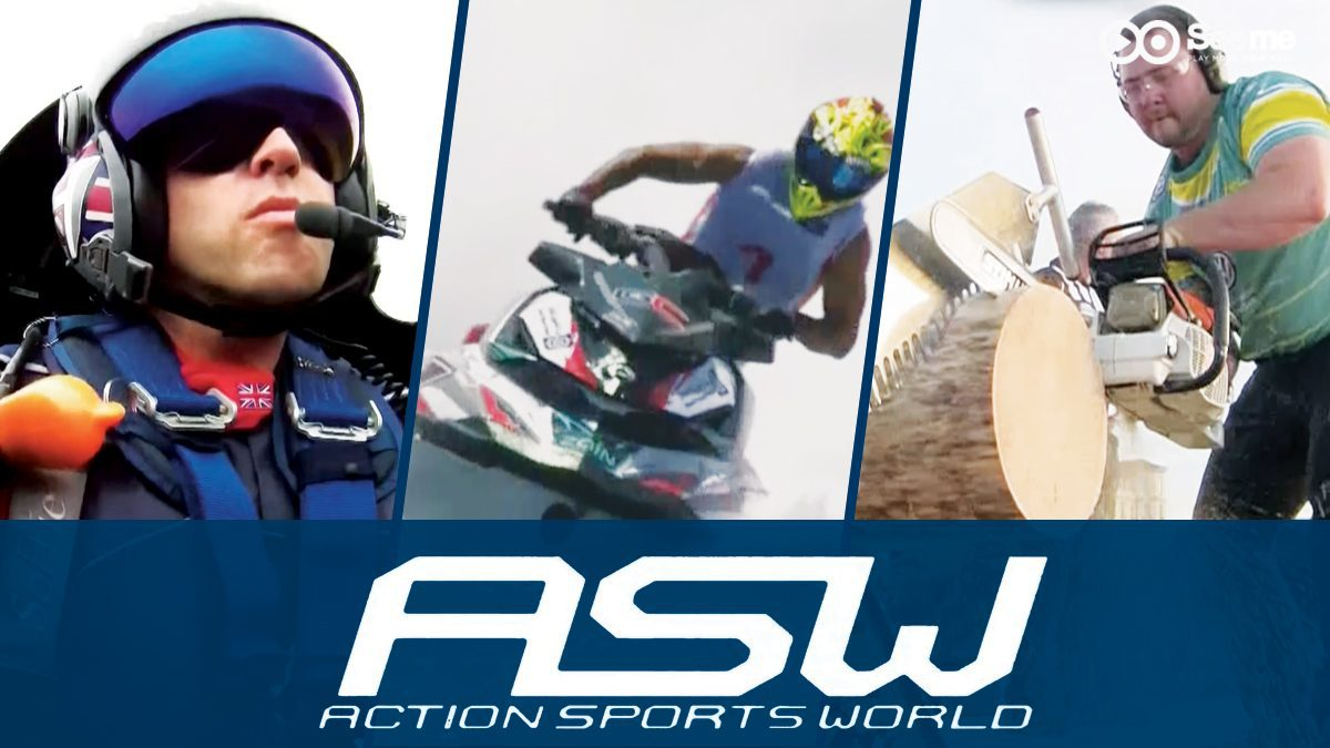 รายการ Action Sports World Season18   EP.30 [FULL]