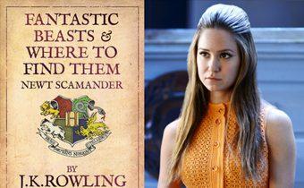 """ภาคแยก """"Harry Potter"""" ได้ตัวแสดงนำหญิงแล้ว"""