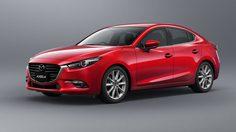 จ่อเปิดตัว Mazda 3 Hybrid อาจมาไทย