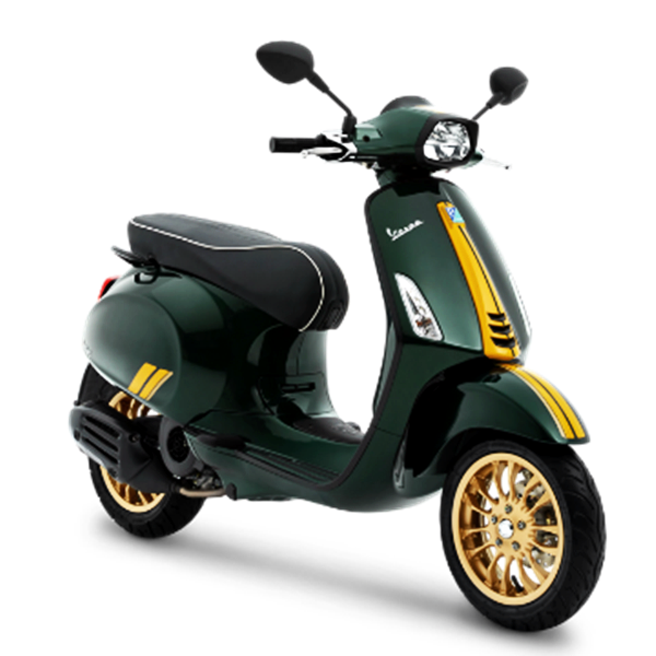 Vespa Sprint 150 i-Get ABS Racing Sixtie