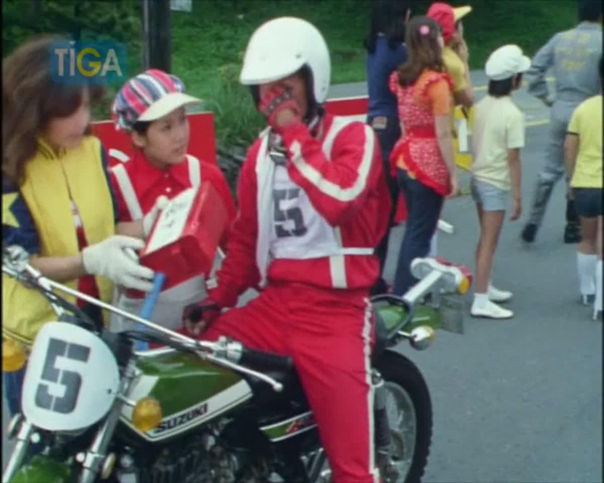 Masked Rider ตอนที่ 63-3