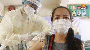 กัมพูชาฉีดวัคซีนโควิด-19 ครบล้านคน