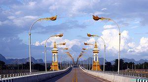 6 สะพานมิตรภาพไทย-ลาว อยู่ตรงไหนบ้าง