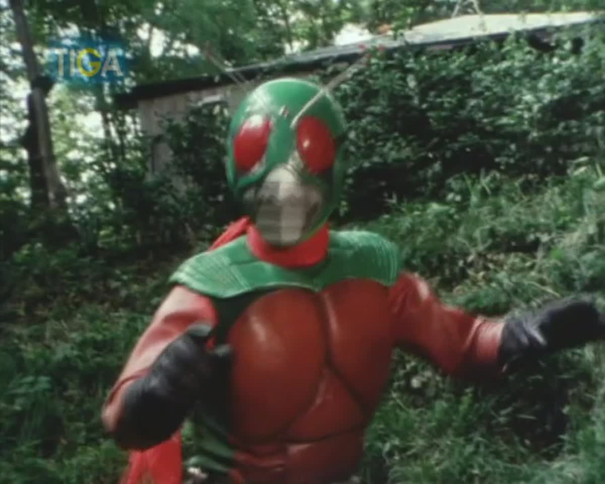 Masked Rider Skyrider ตอนที่ 51-2