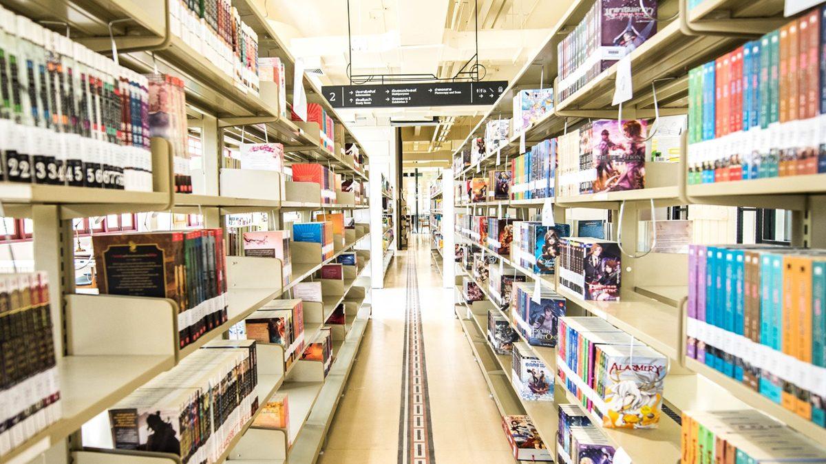 6 หอสมุดในกรุงเทพ แหล่งรวมหนังสือและพื้นที่สำหรับคนรักการอ่าน