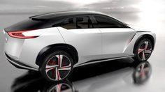 Nissan IMx อีกหนึ่งรถ Concept จากทาง Nissan ที่จะมีอิทธิพลต่อ Qashqai และ Rogue Sport ในอนาคต