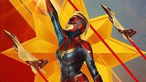 หนัง Captain Marvel ขายตั๋วล่วงหน้าได้เยอะติดอันดับท๊อปทรีหนังซูเปอร์ฮีโร่มาร์เวลด้วยกัน