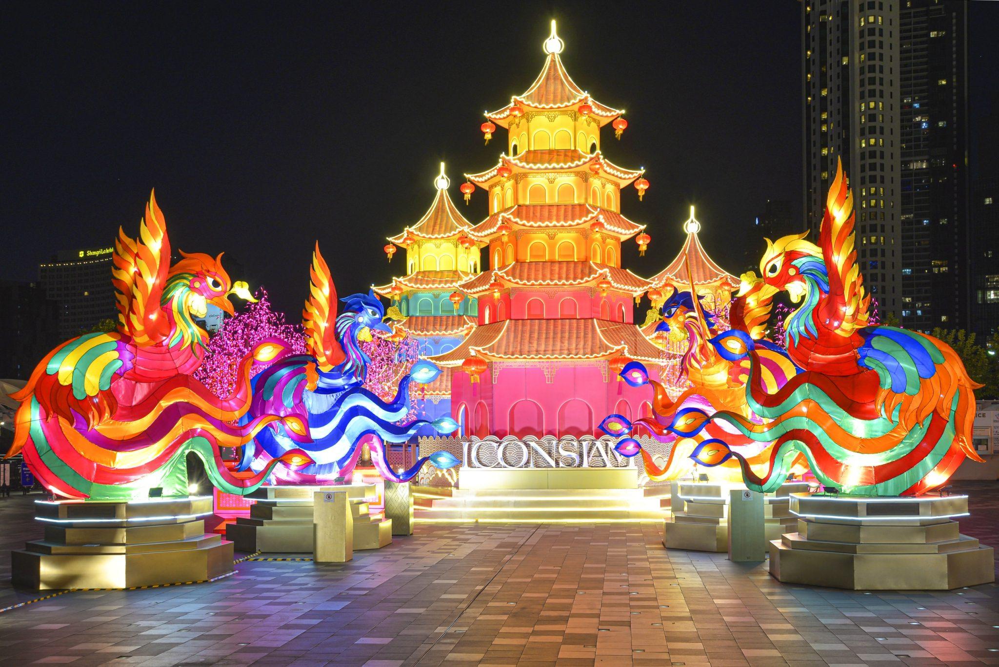"""ไอคอนสยาม ต้อนรับเทศกาลมหามงคลตรุษจีนปีวัวทอง """"THE ICONSIAM ETERNAL PROSPERITY CHINESE NEW YEAR 2021"""" 11-14 กุมภาพันธ์ 2564 ณ ไอคอนสยาม ถนนเจริญนคร"""
