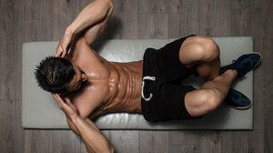 ฟิตหน้าท้องโดยไม่ต้องซิทอัพ ท่าออกกำลังกายสุดง่ายแต่ได้ผลมาก