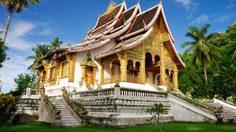 8 เมืองน่าเที่ยวที่ลาว บ้านพี่เมืองน้องของไทย