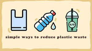 9 วิธีลดการใช้พลาสติก ในชีวิตประจำวัน