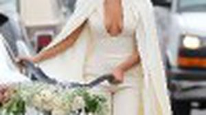 งานแต่ง เปิดอก น้องสาวบียอนเซ่ เก๋ได้อีกนะจ๊ะ