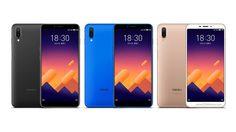 Meizu E3 สมาร์ทโฟนสเปคโหด CPU Snap 636 RAM 6GB กล้อง Sony ราคาต่ำหมื่น