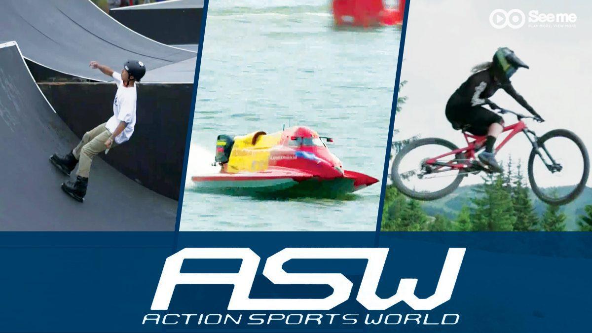 รายการ Action Sports World Season18 | EP.49 [FULL]