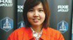 พิรดา เตชะวิจิตร์ หญิงไทยคนแรกบนห้วงอวกาศ
