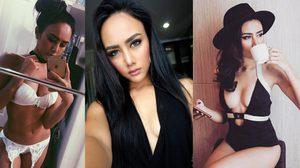 ส่องไอจี น้องนิว FHM สาวผิวแทนที่พกความเซ็กซี่มาเต็มพิกัด