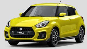 Suzuki เตรียมเผยโฉม All-New Swift Sport เป็นครั้งแรกที่ Frankfurt Motor Show