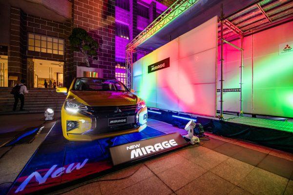 Mitsubhi Mirage