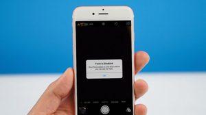 บรรลัยเกิด! พบปัญหา iPhone 6s เวลาเครื่องร้อน!