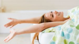 คลายกล้ามเนื้อ ช่วยแก้อาการ นอนไม่หลับ
