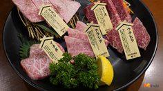 เนื้อวัวพรีเมียมสายพันธุ์คุโรเกะวากิวฉ่ำๆ พร้อมให้พิสูจน์ความอร่อยแล้วที่ Kirabi Yakiniku