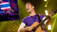 แฟนเพลงหกหมื่นแห่ดู! คอนเสิร์ตที่เมืองไทยในรอบ 14 ปี ของวงดนตรีระดับโลก Coldplay