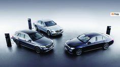 Mercedes Benz เตรียมเปิดตัวรถยนต์ Plug-In Hybrid เพิ่มอีก 10 รุ่นในปีนี้