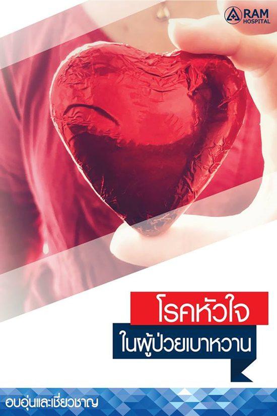 โรคหัวใจในผู้ป่วยเบาหวาน