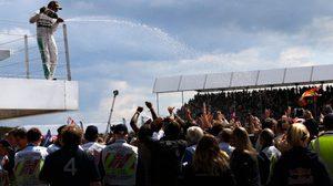 โปรแกรมการแข่งขันรถสูตรหนึ่งชิงแชมป์โลก สนามที่ 10