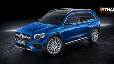 2020 Mercedes Benz GLB 250 เผยโฉมใหม่กับรถ SUV  ห้องโดยสารที่กว้างขึ้น