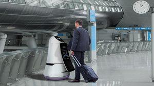 LG เตรียมใช้หุ่นยนต์ A.I. เพื่ออำนวยความสะดวกสบายที่สนามบินอินชอน