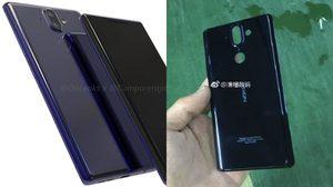 หลุดชิ้นส่วนฝาหลัง Nokia 9 เผยให้เห็นกล้องคู่และเซนเซอร์สแกนลายนิ้วมือ