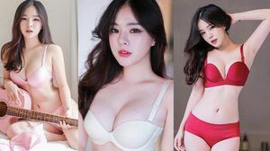 สาวเกาหลี Lee HaNeul หน้าประถม นม มหาลัย!!