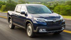 Honda Ridgeline 2017 เก็บ 5 ดาวจาก NHTSA